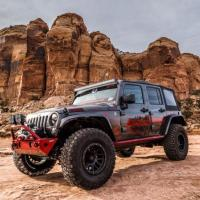 JeepWranglerOutpost.com Beautiful Desert Jeep