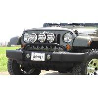 Jeep Wrangler Fog Lights