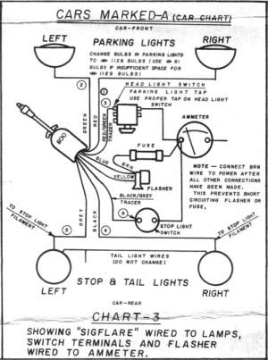 BrakeTurn Signal issue