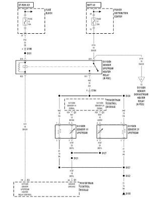 recurring 02 sensor code