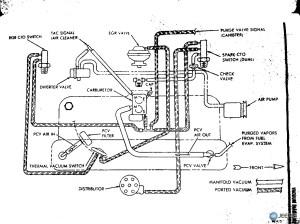 258 vacuum hose question