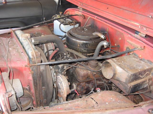1967 Jeep Tuxedo Park