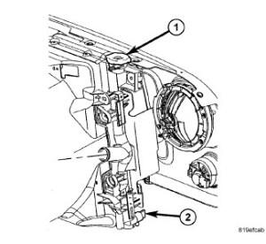 2010 jk radiator
