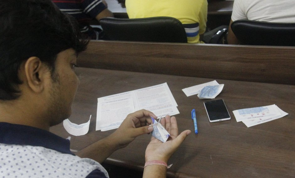 Origami Workshop - IIT Gandhinagar (6)