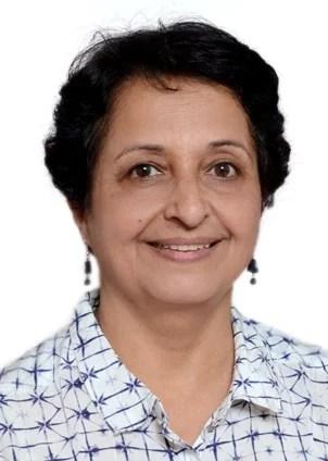 Shailaja Deshpande blog writer