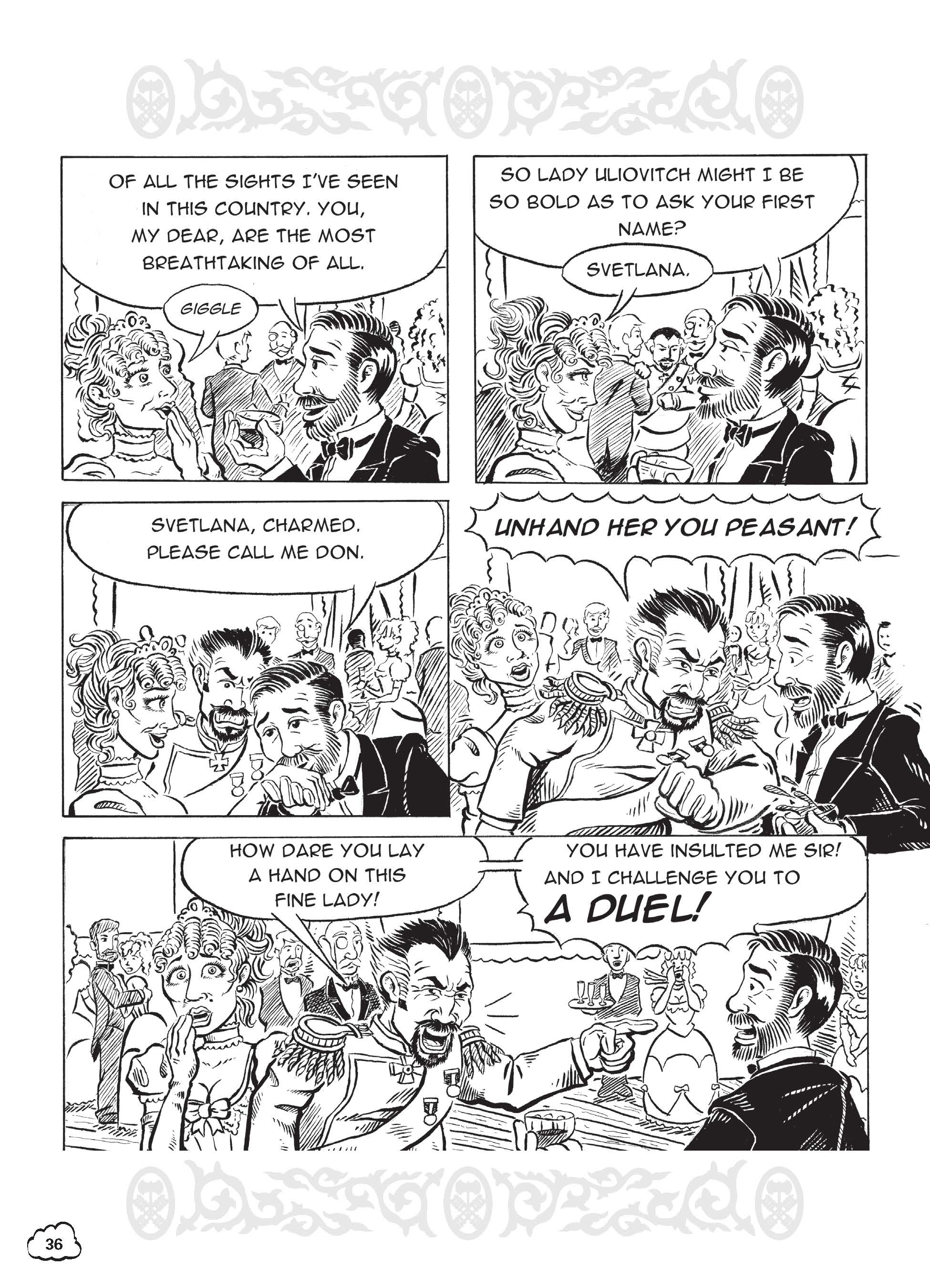 The Adventures of Donald Mann page 03