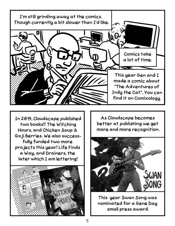 Christmas Comic 2019
