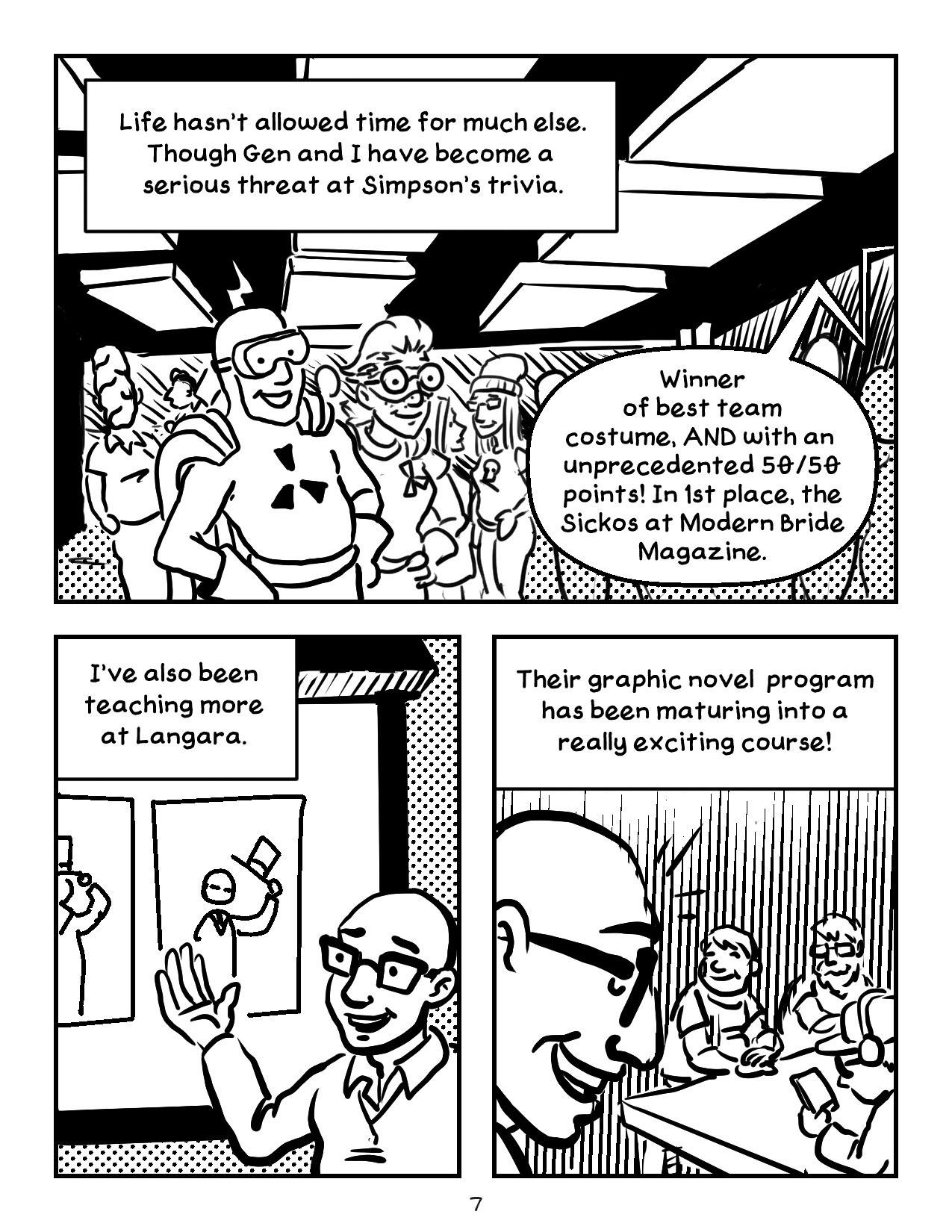 Christmas Comic 2019 page 06