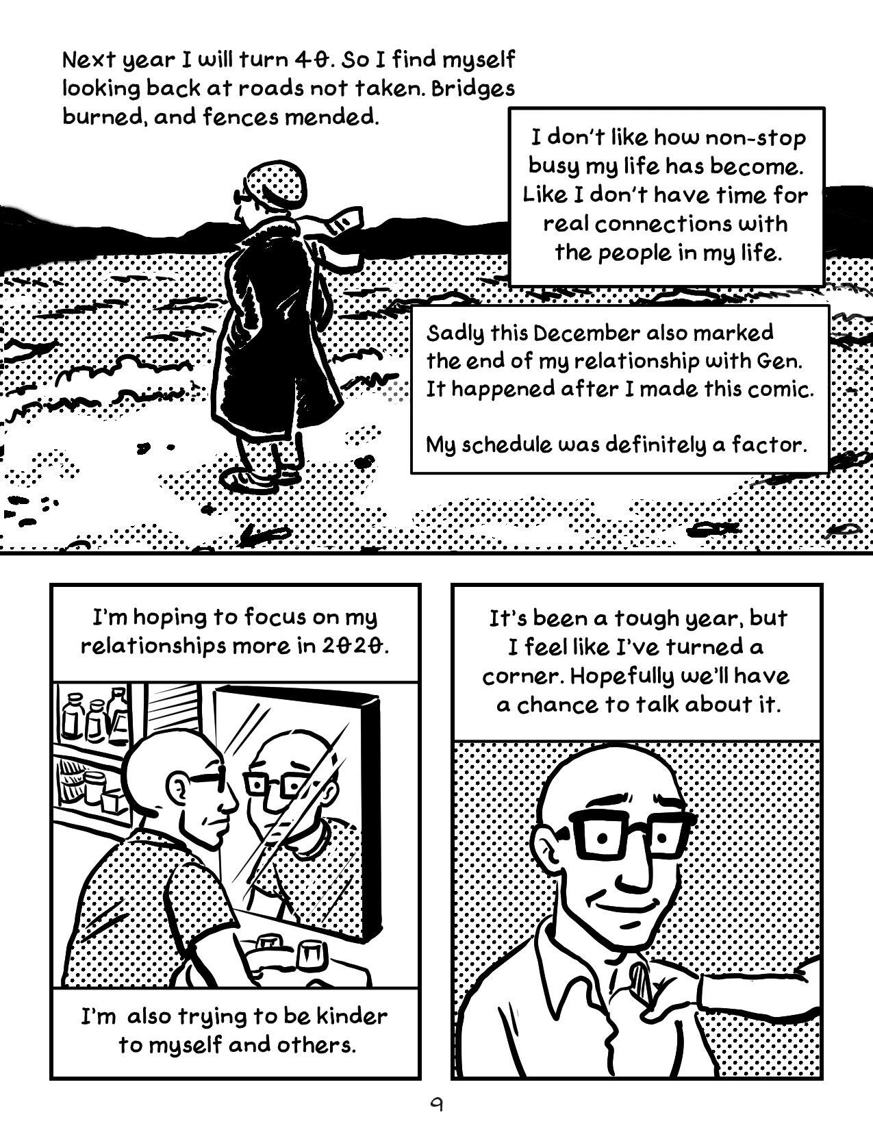 Christmas Comic 2019 page 08
