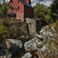 Mills of New England