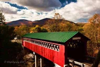 Chiselville Covered Bridge