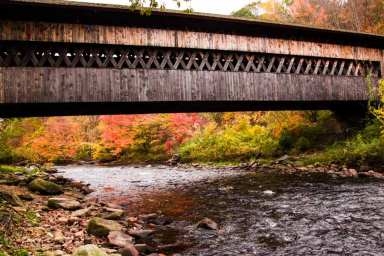 Ware–Hardwick Covered Bridge