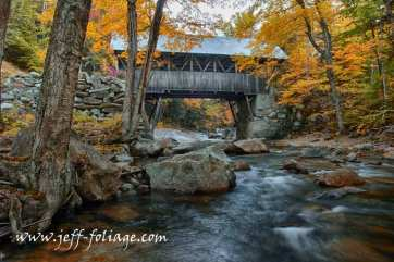 Early fall color? Franconia Notch is a major mountain pass through the White Mountains of New Hampshire. Dominated by Cannon Mountain to the west and Mount Lafayette to the east#Vistaphotography #JeffFolger, #JeffFoliage,