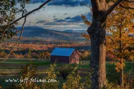 Oct 9th 2010 south of Augusta Maine
