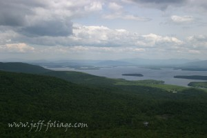 View from Mount Major #Vistaphotography #JeffFolger