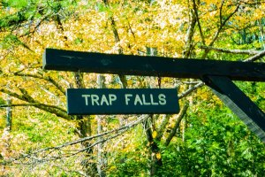 trap falls in Ashby Massachusetts