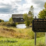 A.M. Foster Covered Bridge Cabot Vermont
