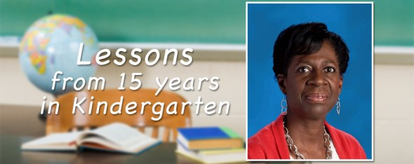 Lessons from Kindergarten