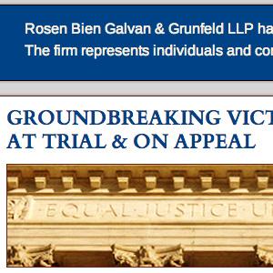 Rosen Bien Galvan & Grunfeld