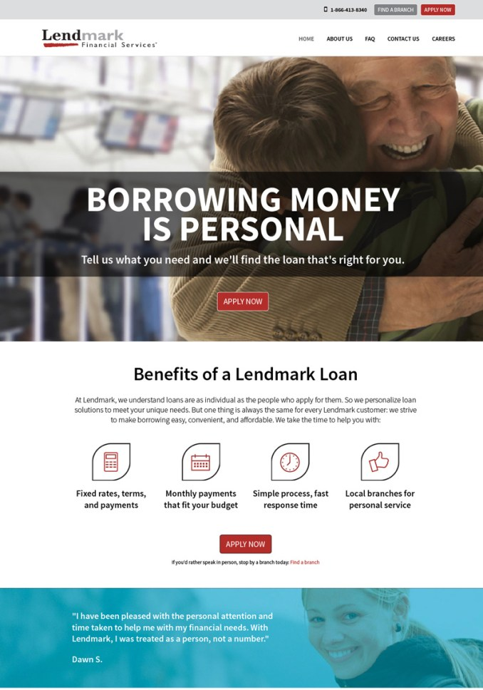 Website: Lendmark Financial Services