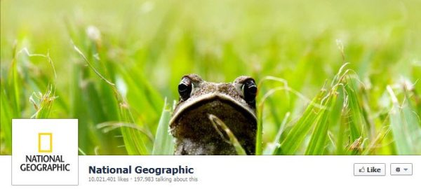 Facebook National Geographic