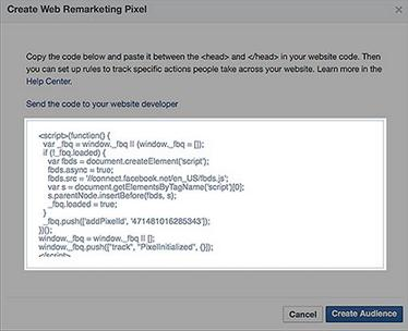 How To Generate Website Conversions with Facebook Remarketing 5
