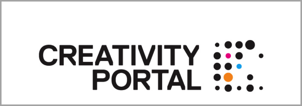 Creativity portal image for content creations apps