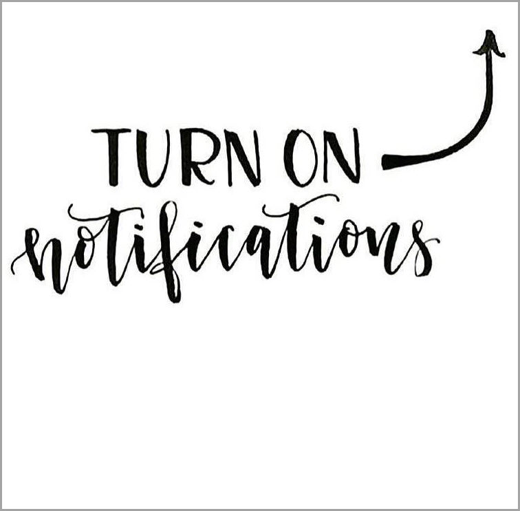 turn on notifications for Instagram Growth With Optimization