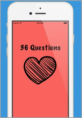 36 love questions for Facebook chatbots
