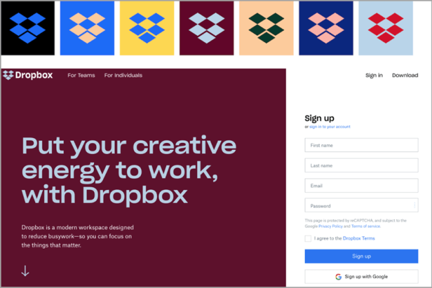 Put your energy to work qith Dropbox for survey data