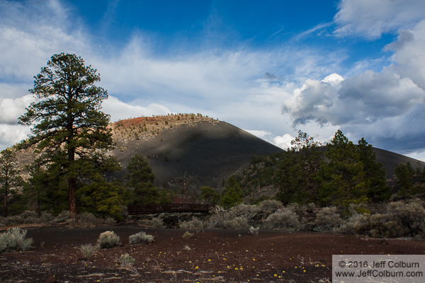 Sunset Crater.