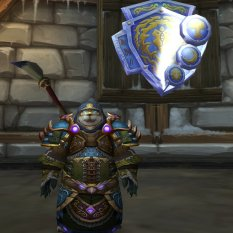 Wyndsan: Malfurion's Battlegear (Lookalike)