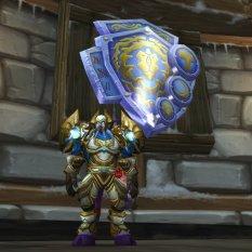 Wyndmight: Turalyon's Battlegear