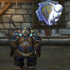 Wyndsan: VanCleef's Battlegear (Lookalike)