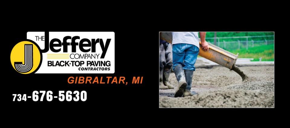 Concrete Work - The Jeffery Company Pavers