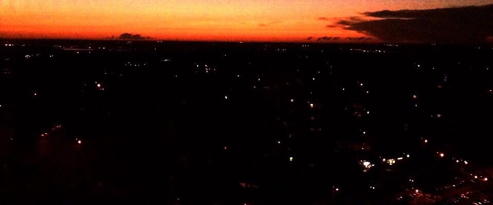 Sunrise over D.C.