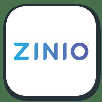 ZINIO: ReBranding