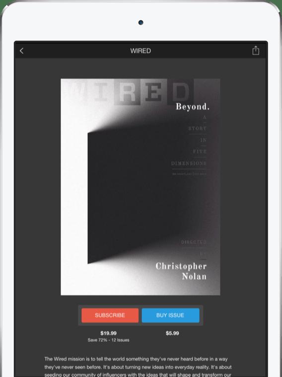 iPad-product
