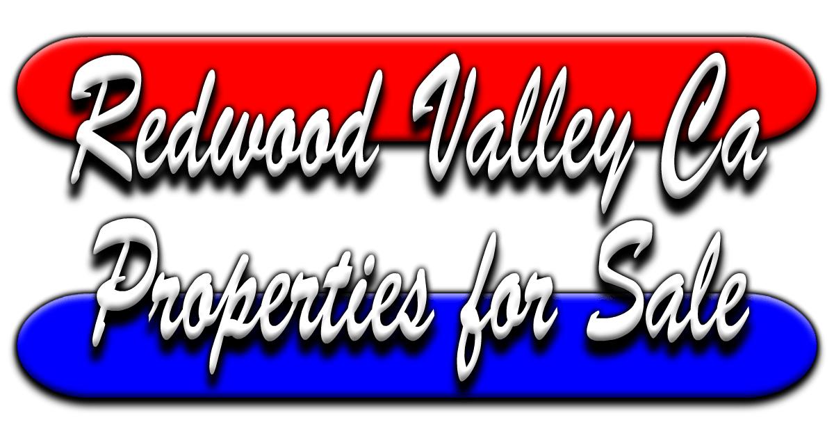 Redwood Valley CA 95470