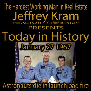 Today in History January 27 1967