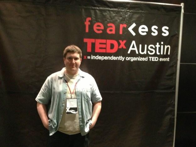 Jeff at TEDxAustin