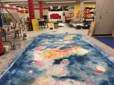 Studio Floor WIP