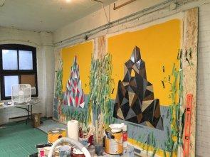 Toronto Studio at Wellesley Station, 2016