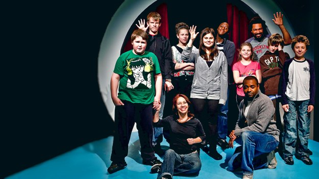 "Cast of ""Young, Autistic, and Starstruck"""