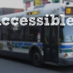 Picture of an LTC bus with the words