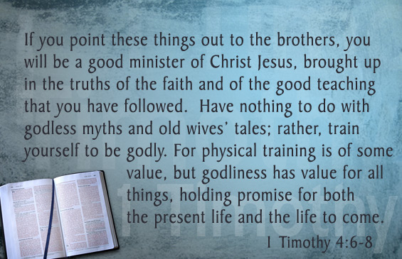 Image result for 2 timothy 4 6-8
