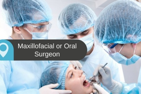 Maxillofacial or Oral Surgeon