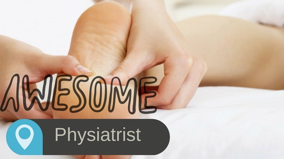 Physiatrist Salary