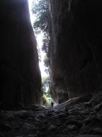 Roman Tunnels in Samandagi
