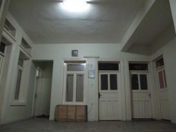 Our sketchy hotel in Sanliurfa